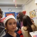 Χριστούγεννα - Απονομή Πιστοποιητικών Γλωσσομάθειας 2014